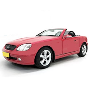 Mercedes Benz SLK 200 Roadster Cabrio